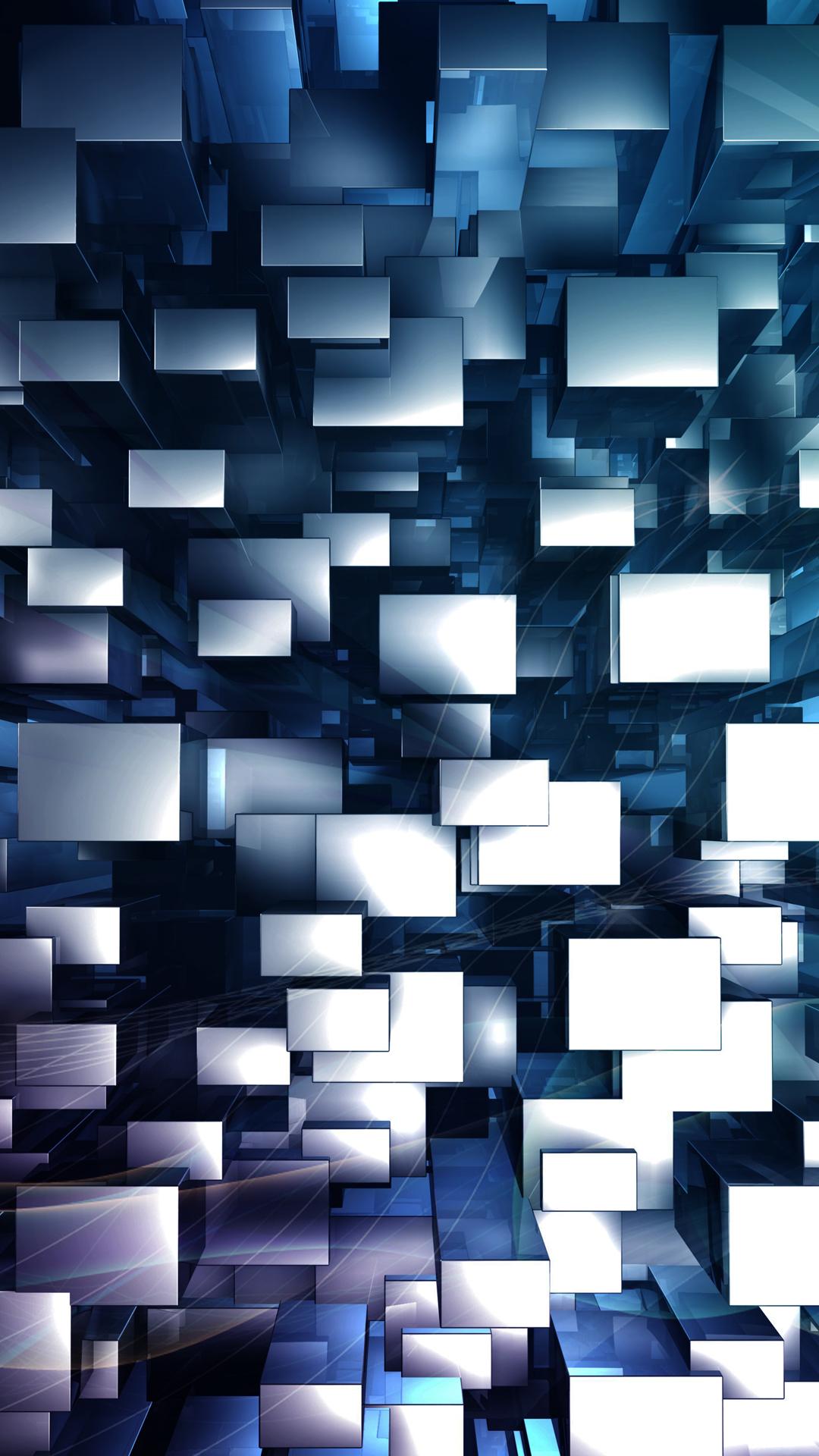 3d Monitors Iphone Wallpaper Hd