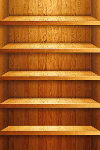 iPhone 5 Shelf