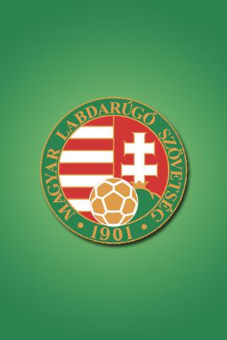 Hungary Football Logo