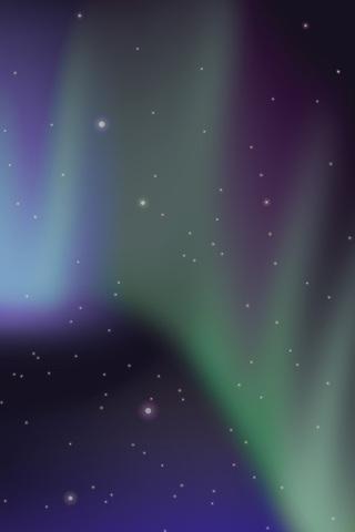 Aurora Abstract