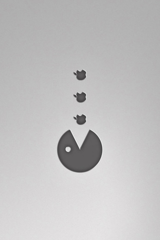 Pacman Apple