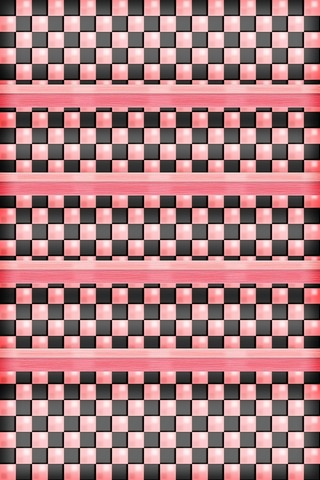 Pink Square Shelf