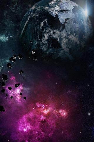 Nebula Explosion