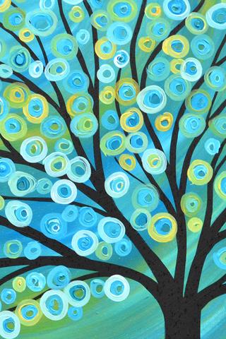Tree Paint
