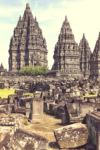 Indonesia Prambanan