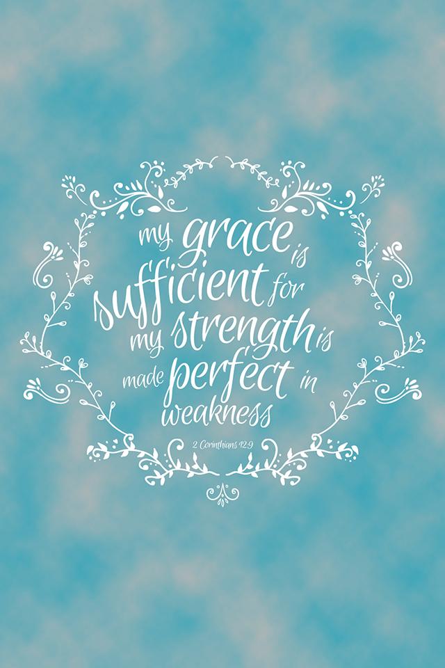 Grace Quote Wallpaper