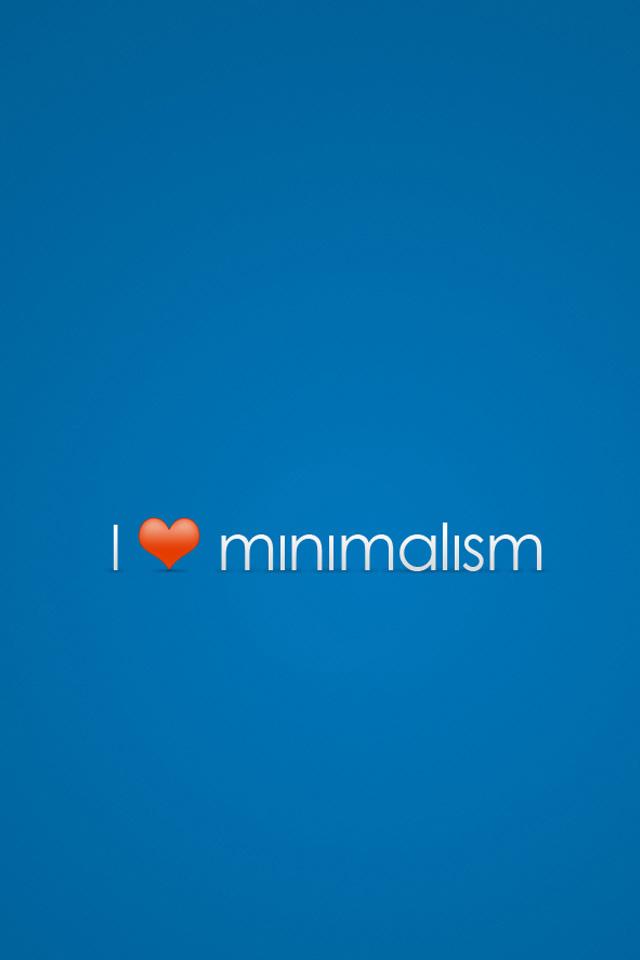 Minimalism Wallpaper