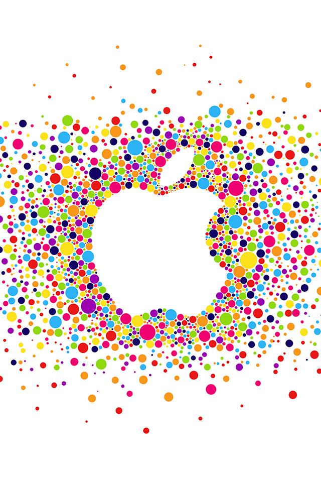 Apple Drops Wallpaper