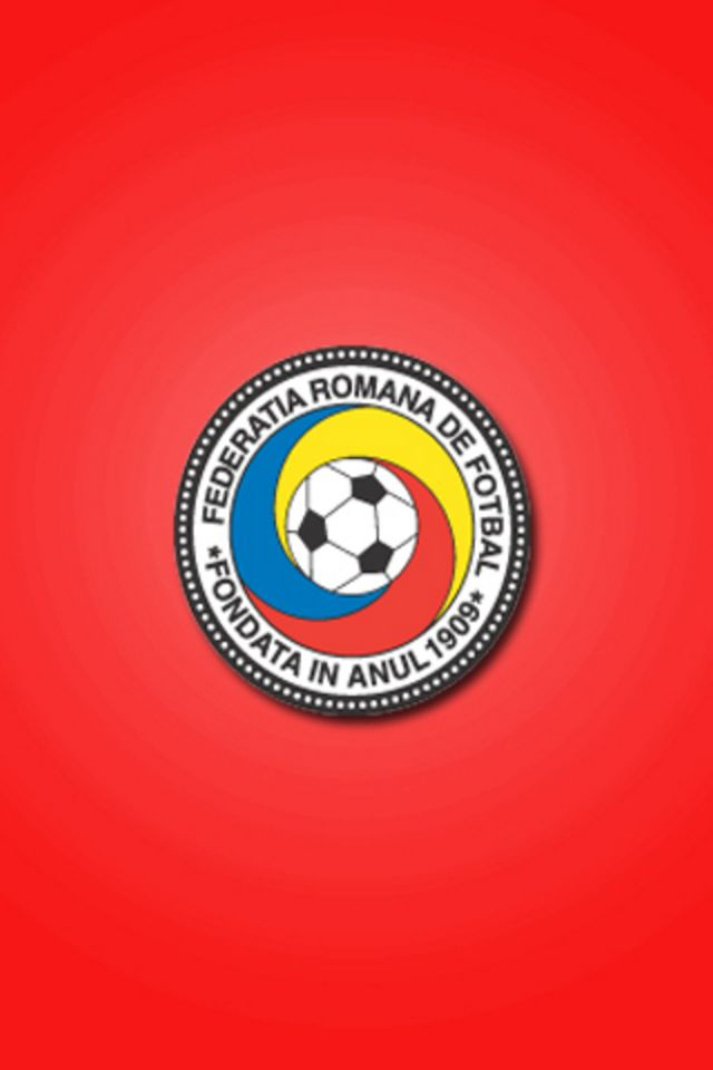 Romania Football Logo Wallpaper