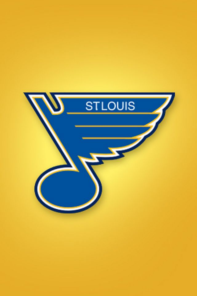 Download St Louis Blues Wallpaper IPhone 4 4S 640x960