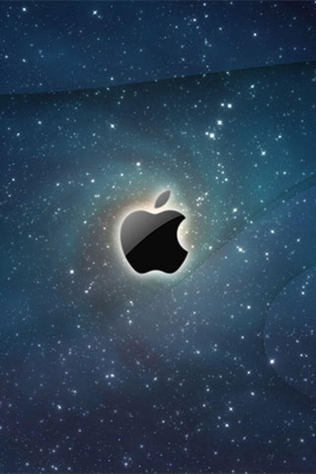 Apple Galaxy iPhone Wallpaper HD