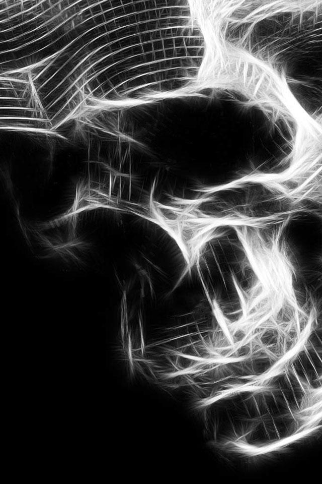 Skull Xray Wallpaper