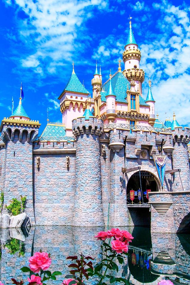 Beautiful Castle Wallpaper