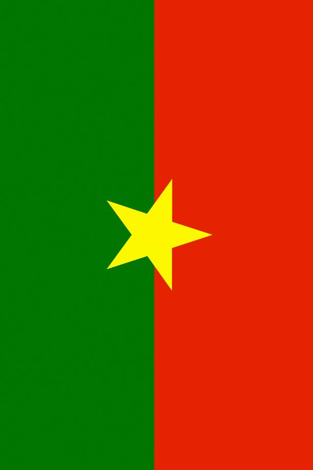 Burkina Faso Flag Wallpaper