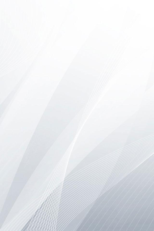 White Curves Wallpaper