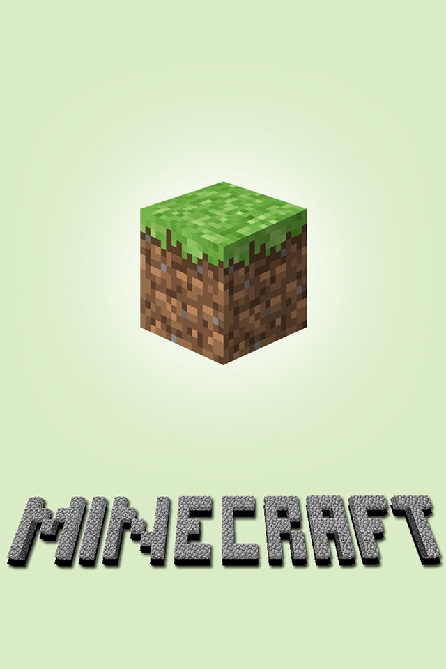 minecraft iphone wallpaper minecraft logo iphone wallpaper hd 12632