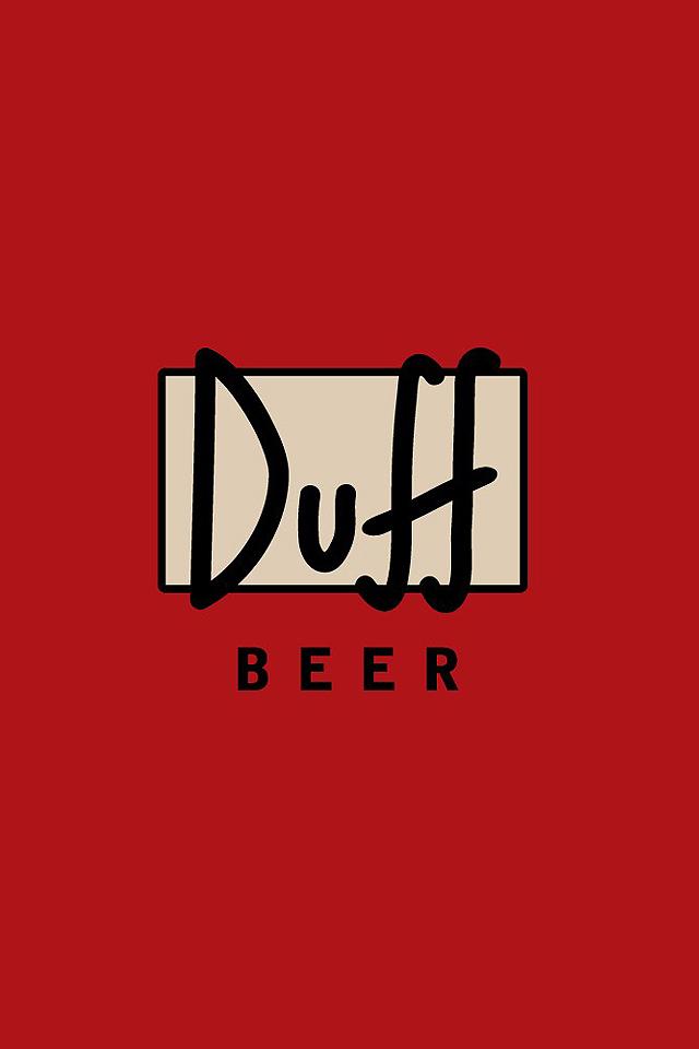 Duff Beer Wallpaper