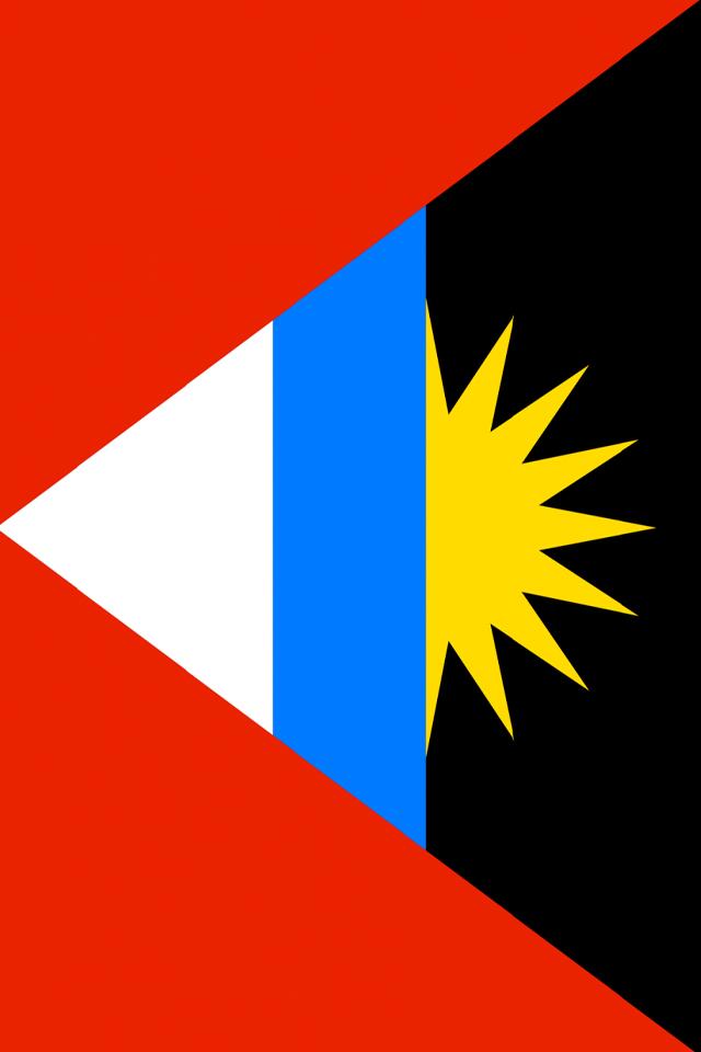 Antigua and Barbuda Flag Wallpaper