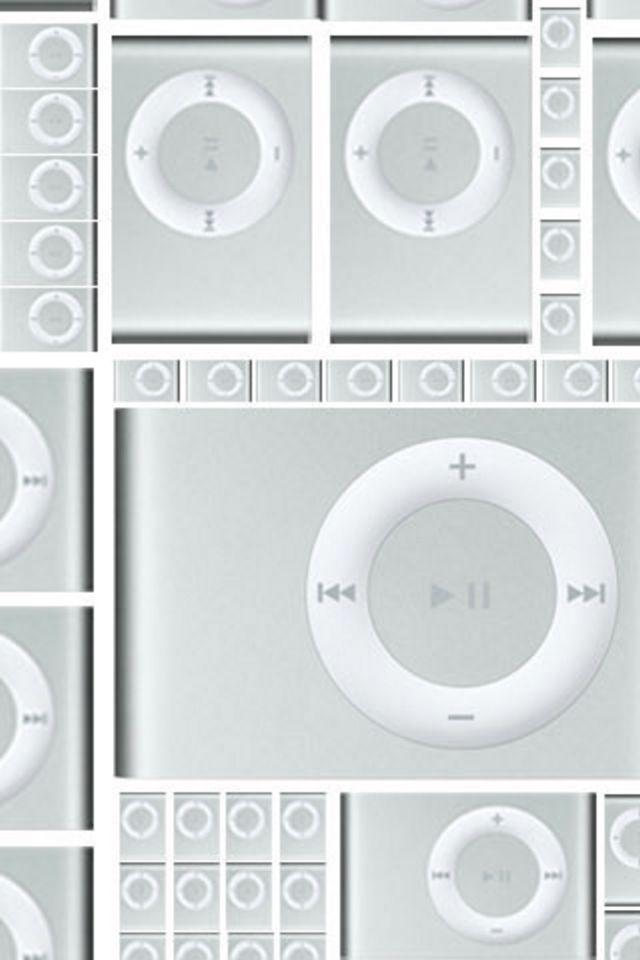 iPod Shuffle Wallpaper