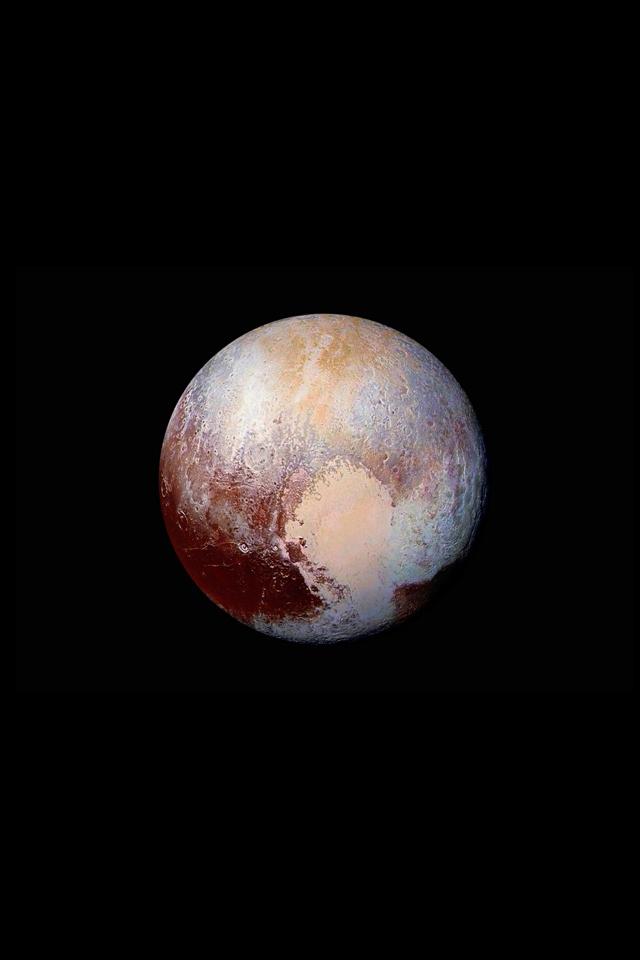 Pluto New Horizon Wallpaper