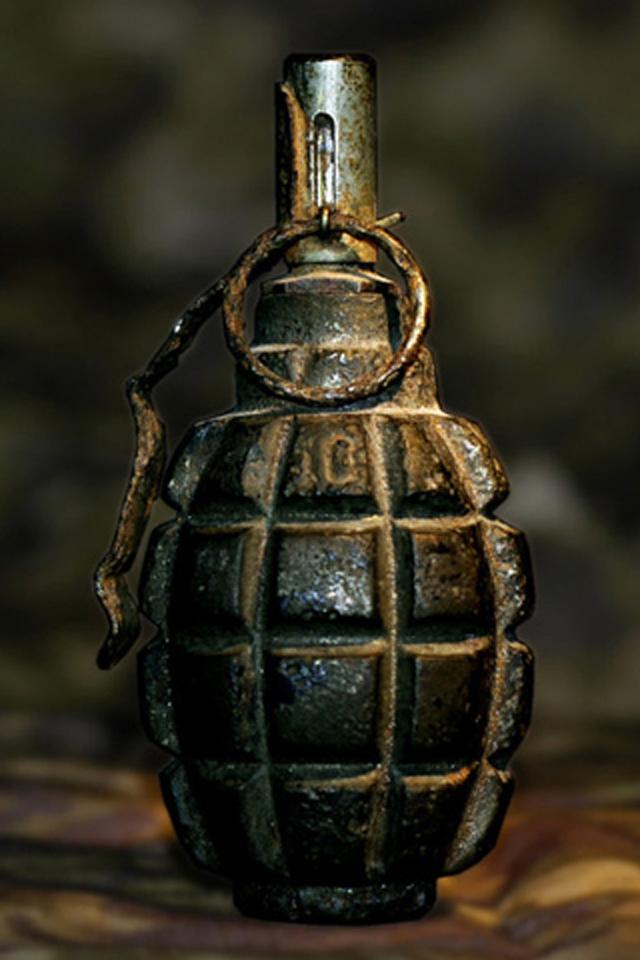 Grenade Wallpaper