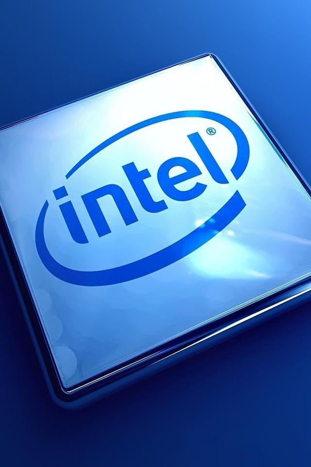 Intel Logo Wallpaper