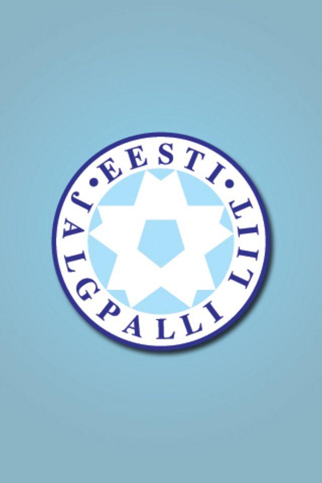 Estonia Football Logo Wallpaper