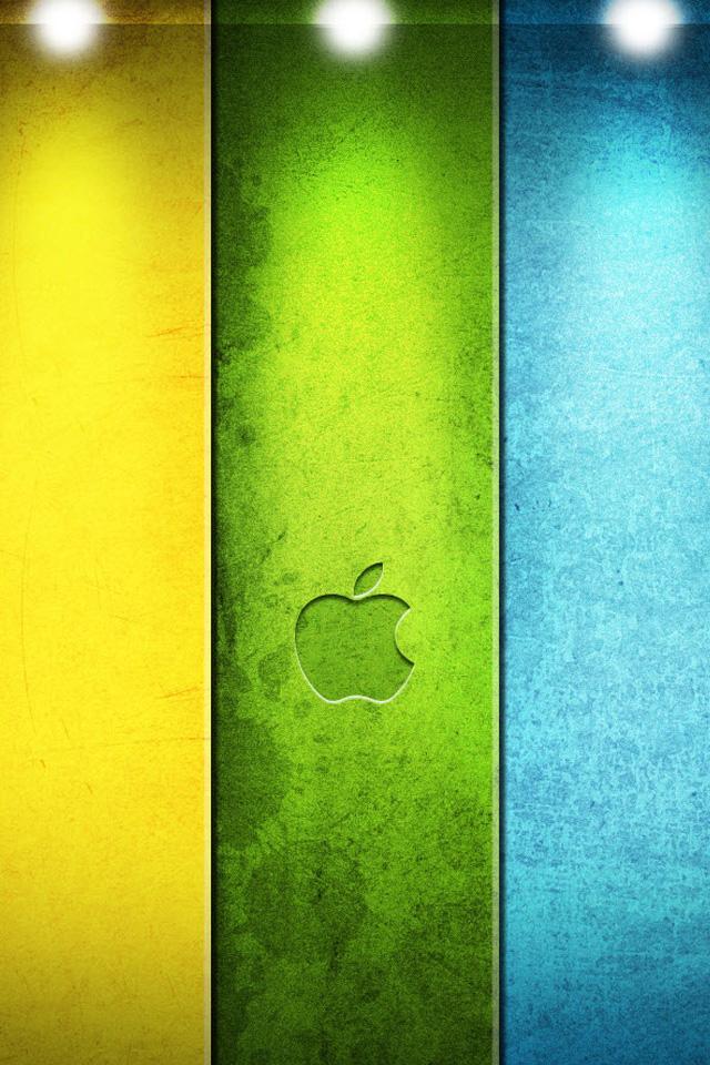 Apple Spotlight Wallpaper