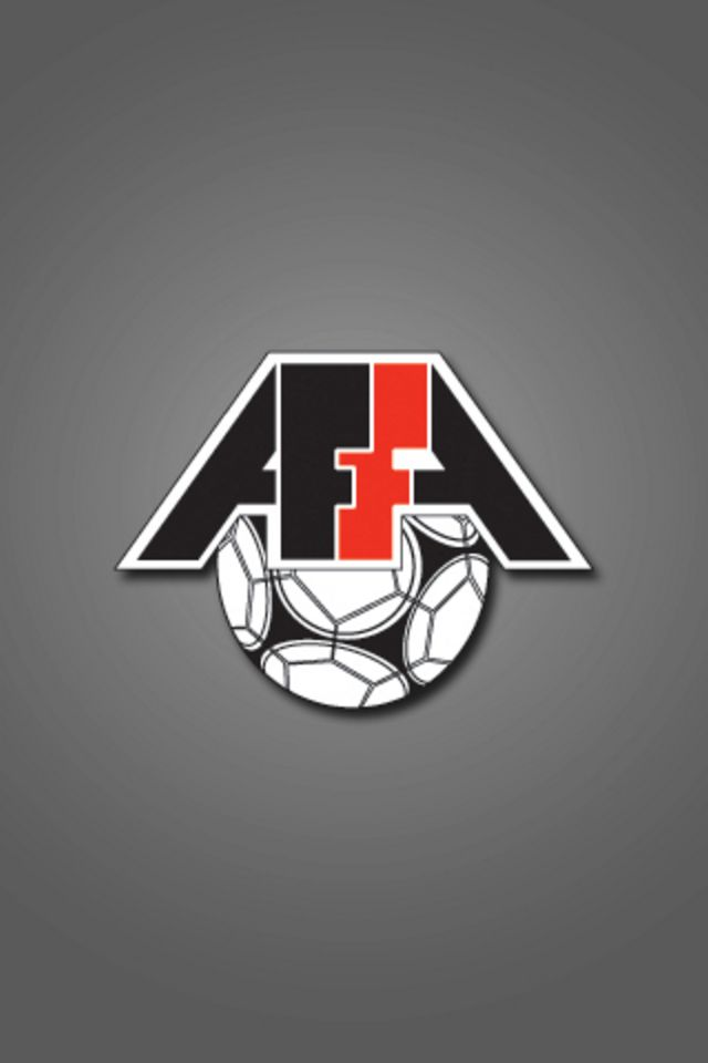 Azerbaijan Football Logo Wallpaper