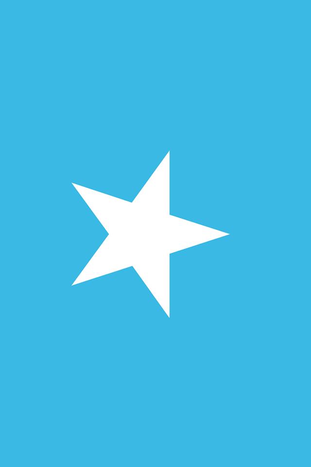 Somalia Flag Wallpaper
