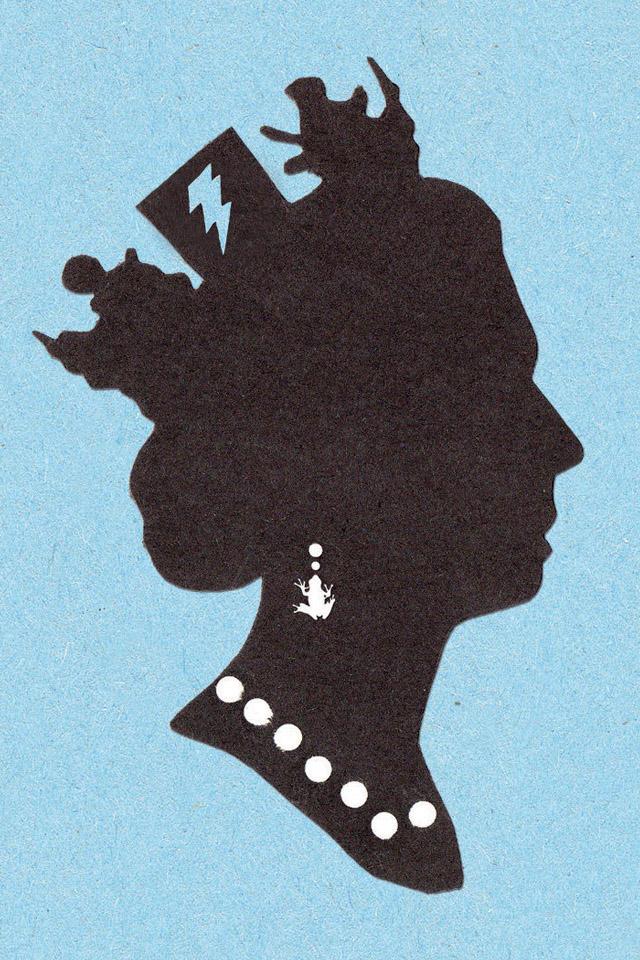 The Queen Wallpaper