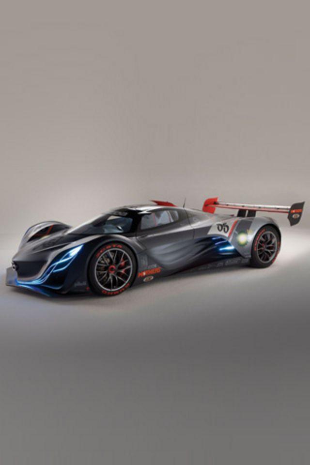 Racing Car Wallpaper