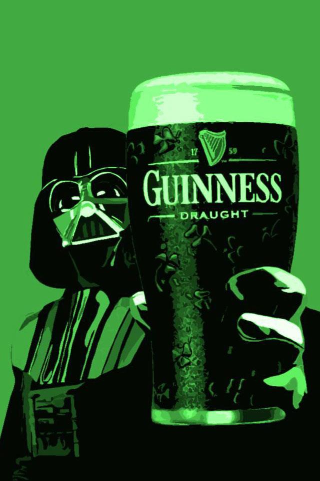 St Patricks Vader Wallpaper