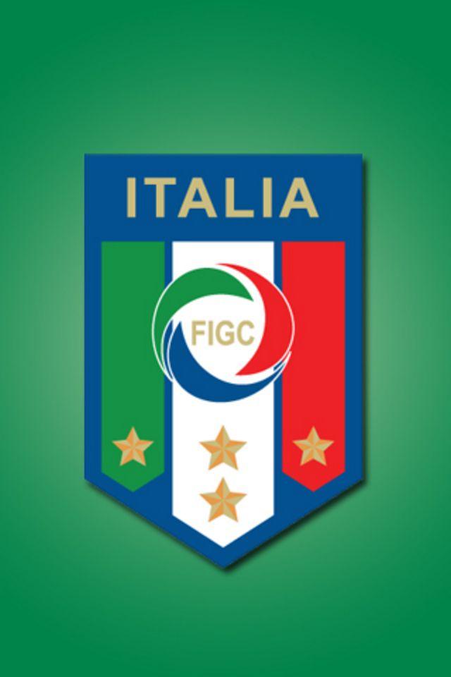 Italy Football Logo Wallpaper