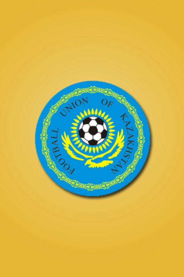 Kazakhstan Football Logo Wallpaper