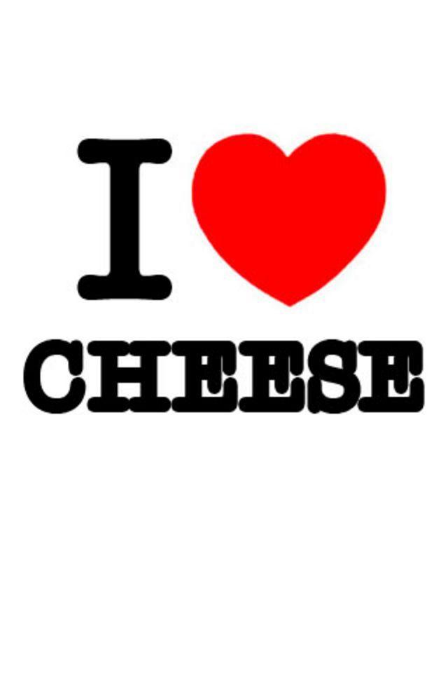 I Love Cheese Wallpaper