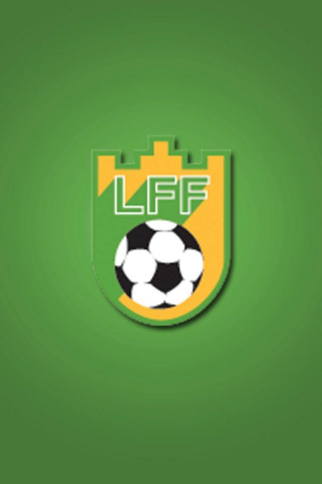 Lithuania Football Logo Wallpaper