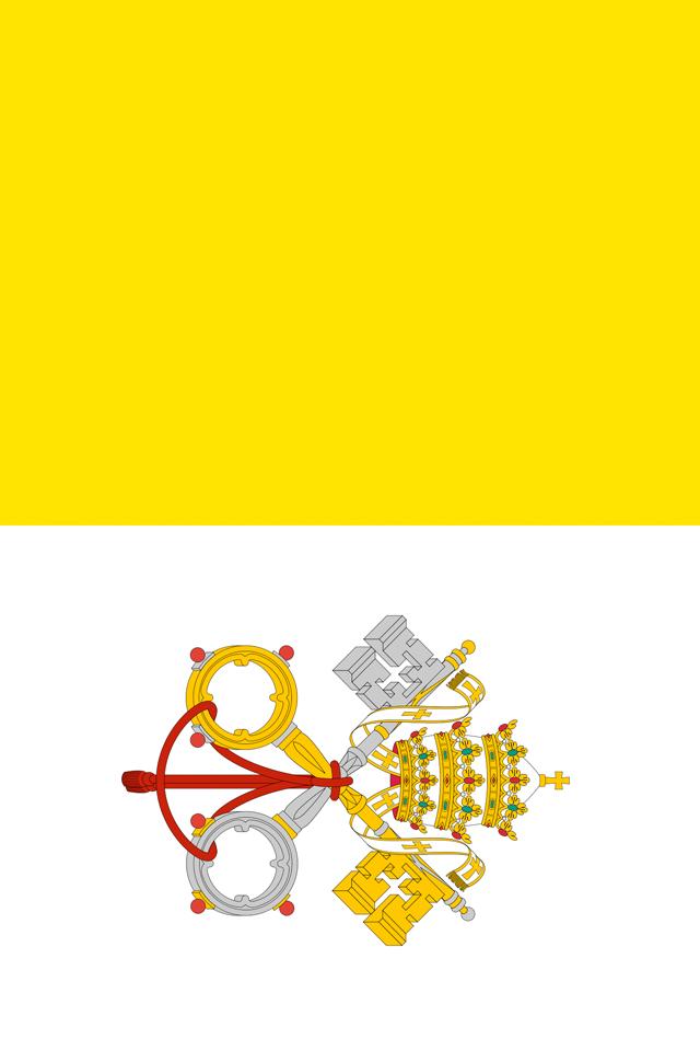 Vatican Flag Wallpaper