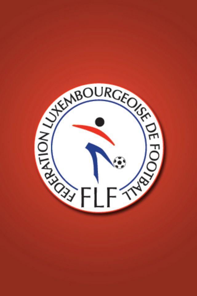 Luxembourg Football Logo Wallpaper