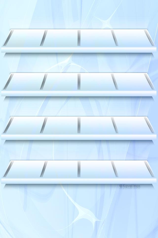 Icy Shelf Wallpaper