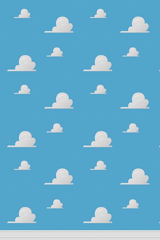 Cloud Pattern Wallpaper