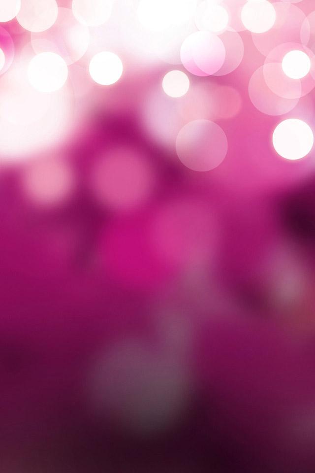 Pinkish Bokeh Wallpaper