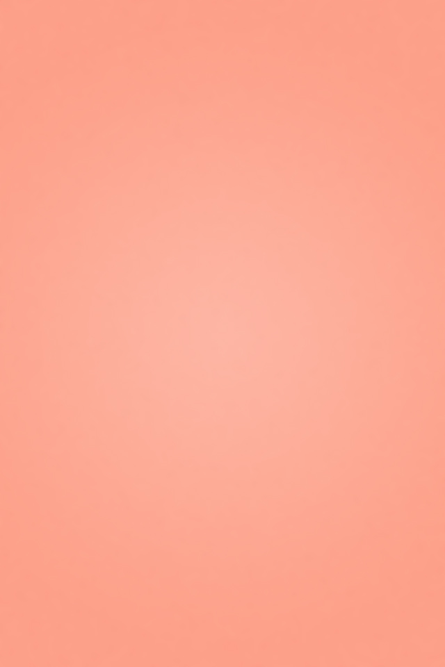 Vivid Tangerine Wallpaper
