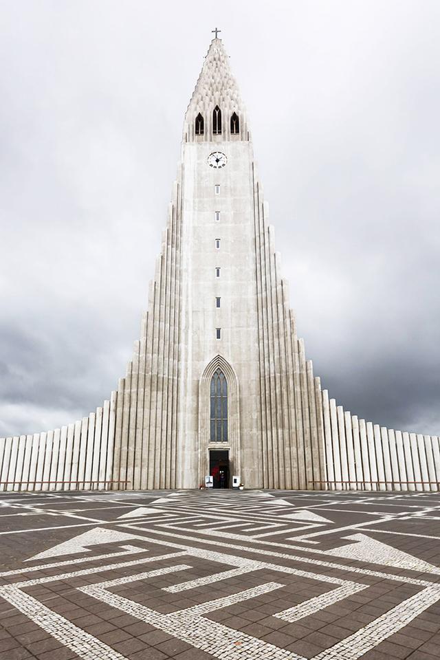 Iceland Hallgrimskirkja Wallpaper