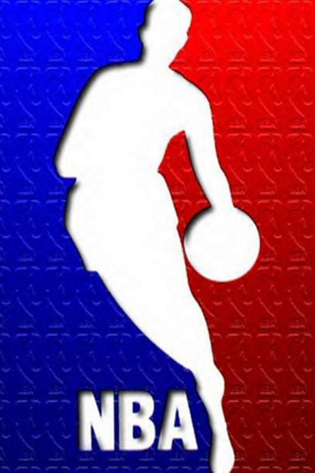 NBA Logo iPhone Wallpaper HD