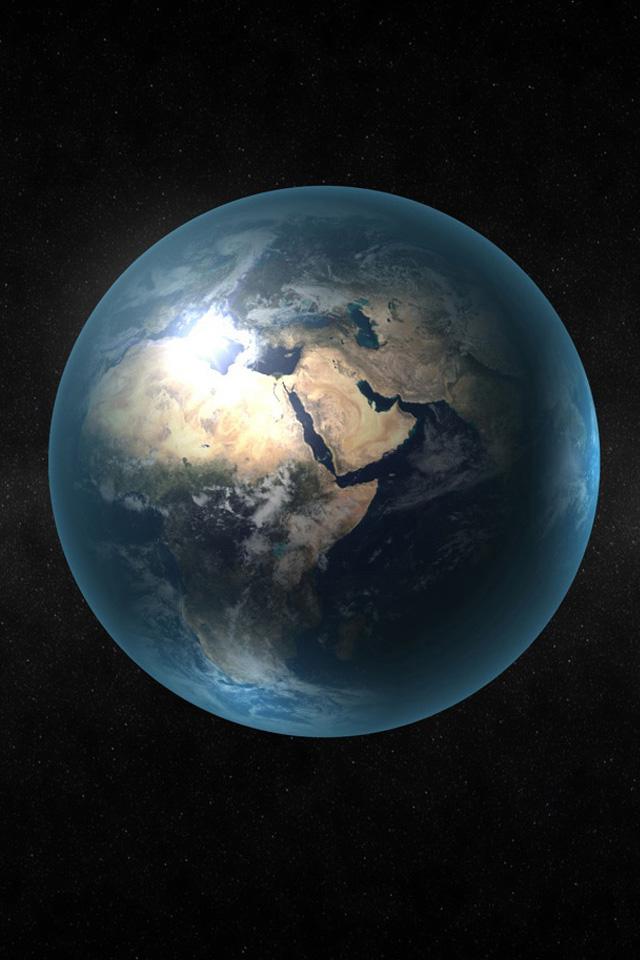 Earth HD Wallpaper