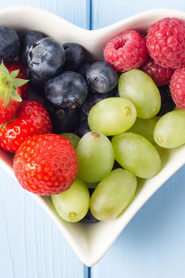 Fruits Love Wallpaper