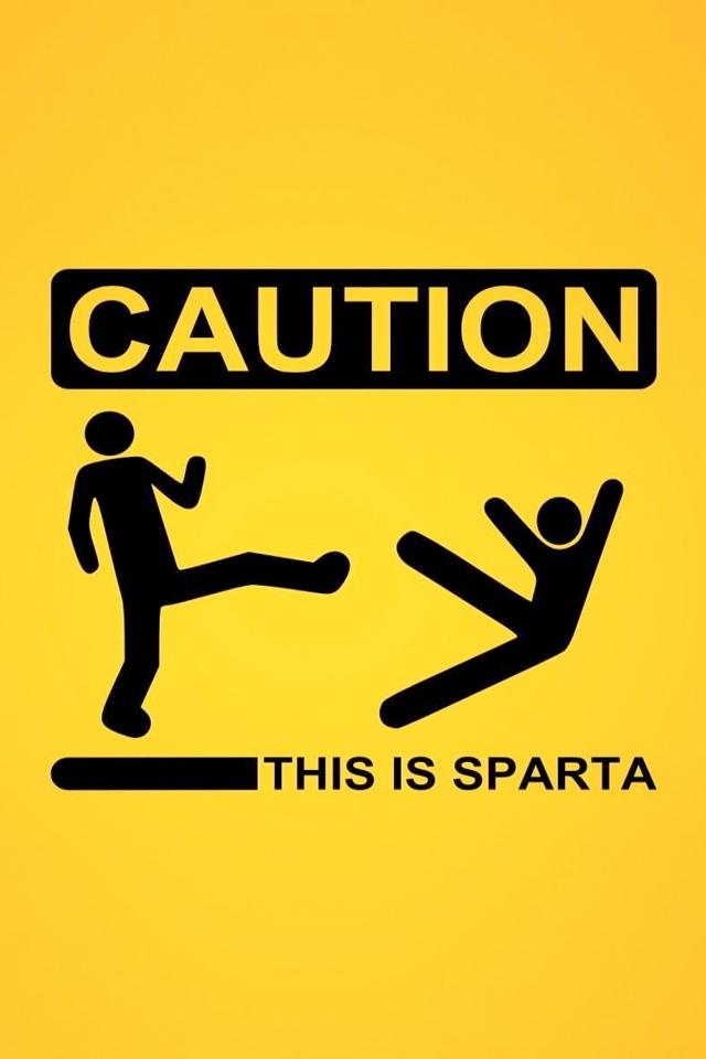 Sparta Wallpaper