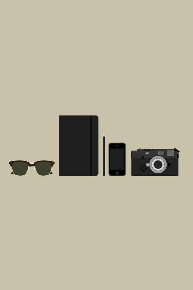 Gadgets Wallpaper