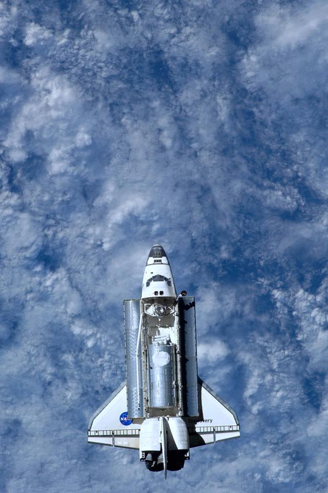 NASA Space Shuttle Wallpaper
